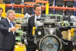 Il Primo Ministro britannico ha inaugurato il nuovo stabilimento JCB in Brasile