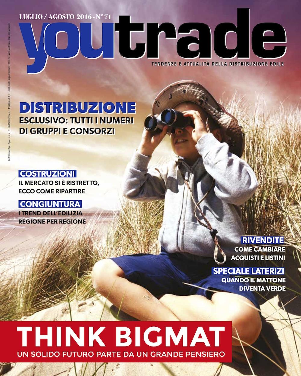 youtrade cover luglio-agosto