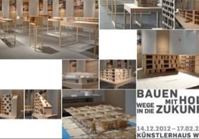 Costruire con il legno. Percorsi nel Futuro