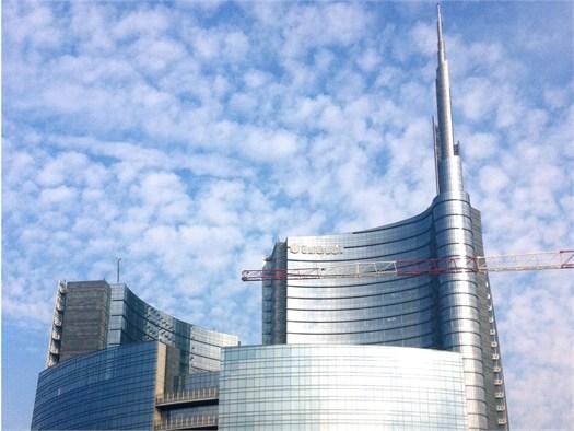 La nuova UniCredit Tower è la torre più alta d'Italia ...