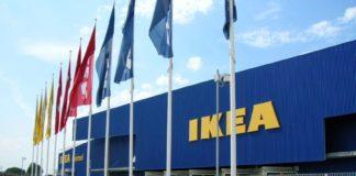 Un negozio Ikea
