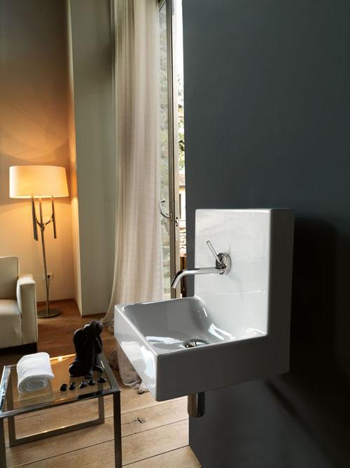 Kerasan soluzioni bagno per piccoli spazi youtrade web - Lavabi bagno piccoli ...