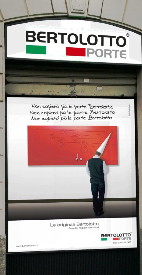 Bertolotto porte nuova apertura nel centro di torino - Bertolotto porte torino ...