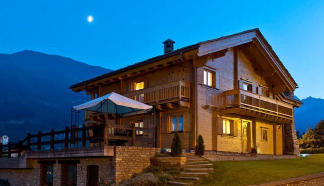 Case in legno evviva il boom ma youtrade web - Costruire casa in economia ...