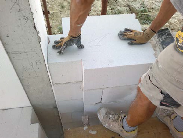 Blocco ytong climagold per pareti esterne youtrade web - Tamponamenti esterni ...