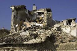 Emergenza sismica: numeri e soluzioni