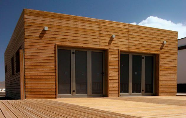 Macch crisi una casa su 14 costruita in legno for Ottenere una casa costruita