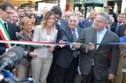 Boschi, Squinzi e Borelli aprono Cersaie