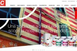 ABC Paints festeggia 60 anni con un nuovo sito internet