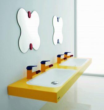 Il bagno per bambini le soluzioni bagnocucciolo - Bagno per bambini ...