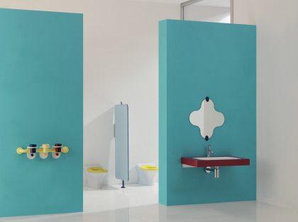 Il bagno per bambini: le soluzioni Bagnocucciolo ...