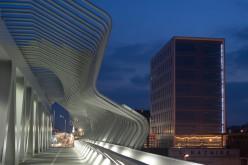 Platek Light: illuminazione speciale per il Pont de la Matte
