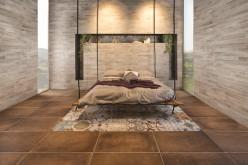 Shade Carpet: il tappeto ceramico dal fascino vintage
