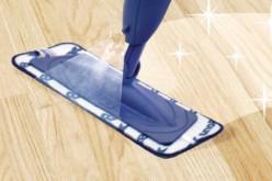 Pulire il parquet è più semplice con Bona Spray Mop