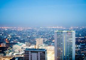 I grattacieli di Milano in mostra con Mapei