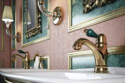 Stone Collection, rubinetti con pietre semipreziose