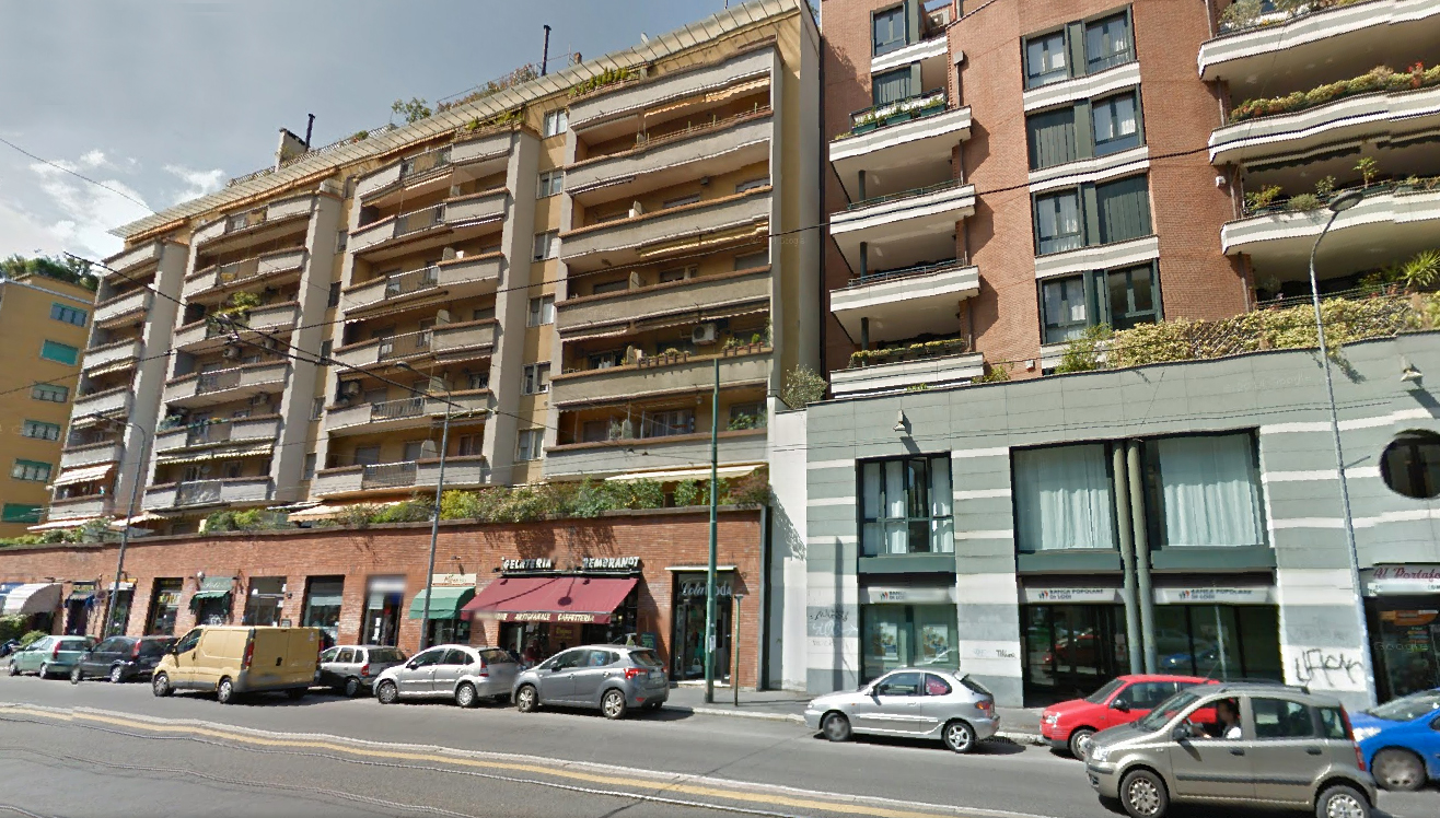 Via rembrandt milano youtrade web for Leggi condominiali