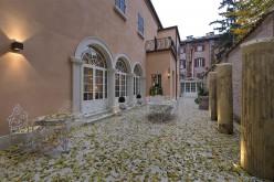 Secco Sistemi per elegante villa a Ferrara