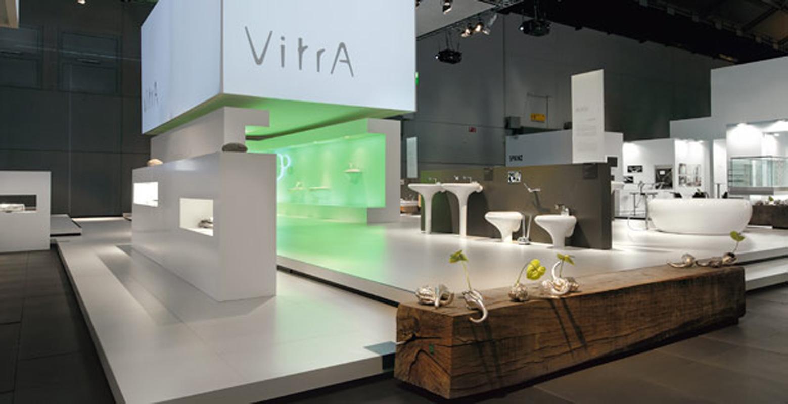 la nuova linea bagno vitra presso ish frankfurt 2015. Black Bedroom Furniture Sets. Home Design Ideas
