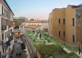 Fuorisalone 2015: l'Orto fra i cortili di Piuarch