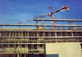 Il residenziale si rimette in moto: +10,6% di nuovi fabbricati