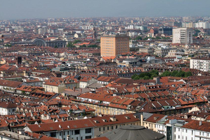 Torino, skyline