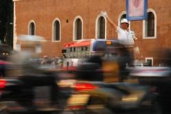 È Roma la città meno smart d'Italia (per il traffico)