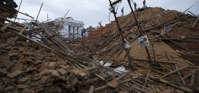 Che cosa insegna all'Italia il terremoto in Nepal