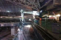JCB per la nuova stazione di Birmingham New Street