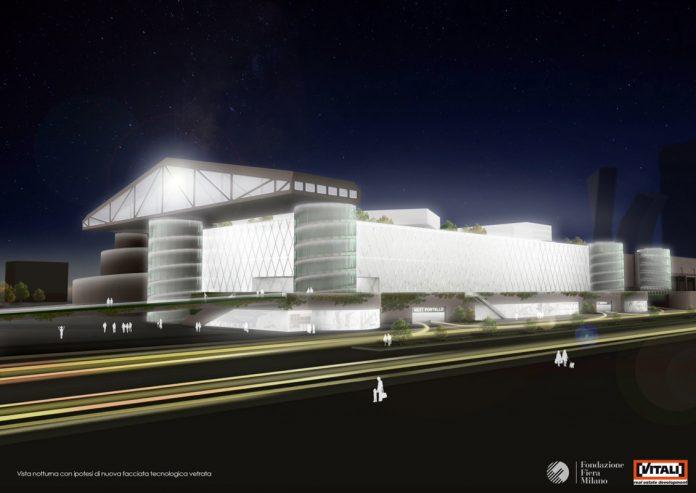 Il rendering del progetto Milano Alta