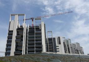 Costruzioni: +0,5% nei primi tre mesi, addio crisi
