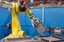 Il futuro dell'industria è dei robot saldatori