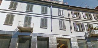 Lo stabile di corso Vercelli 25, a Milano