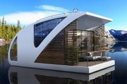 Nuova architettura: l'hotel diventa galleggiante