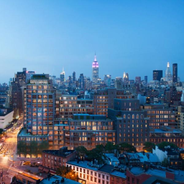 A new york l 39 architettura sempre pi verde pallido per for New york architettura