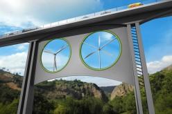 Se il ponte sotto casa diventa un impianto eolico