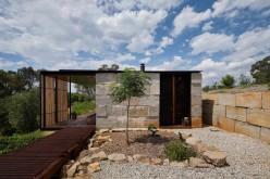 Gli scarti dei cantieri si trasformano in una eco-casa