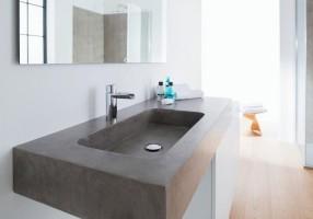 Microtopping di Ideal Work per il bagno Elementy