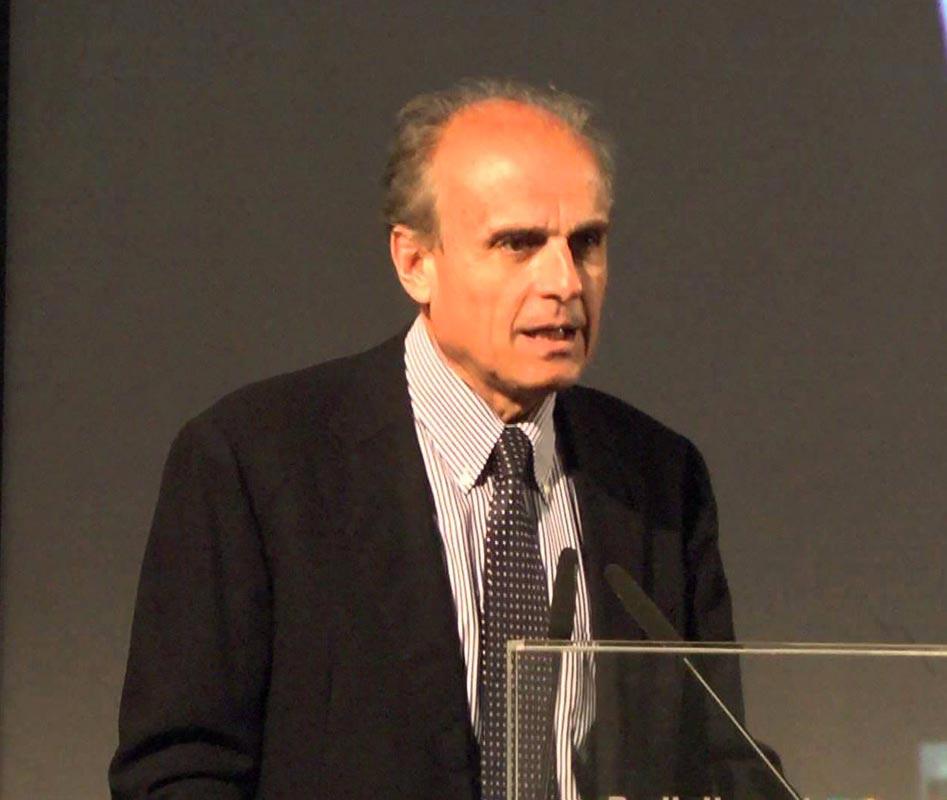 Claudio De Albertis, presidente di Ance
