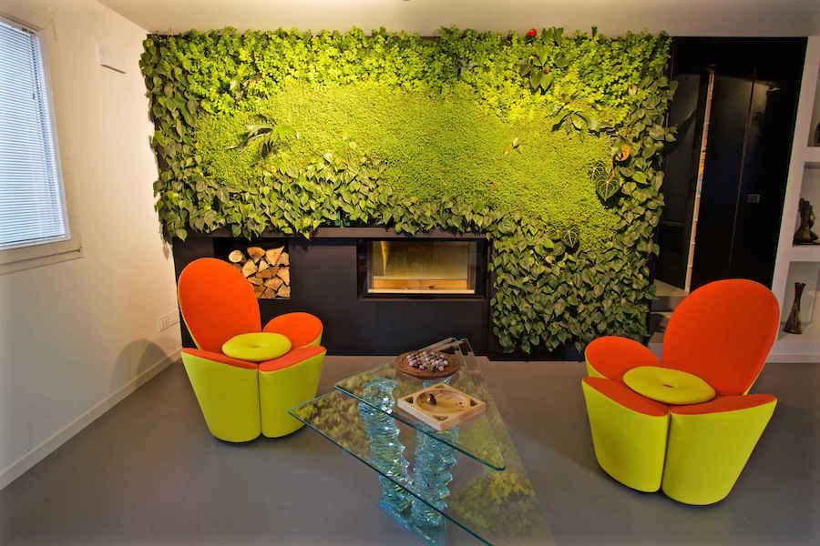 Giardino verticale interno con sundar youtrade web - Giardino verticale interno ...