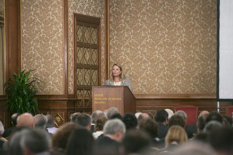 Carla Tomasi, Presidente Finco