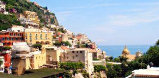 Uno scorcio di Amalfi