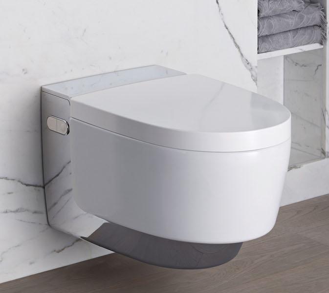 silenzio in bagno con geberit aquaclean mera youtrade web. Black Bedroom Furniture Sets. Home Design Ideas