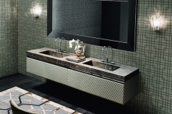 Mitage Milldue, collezioni luxury per l'ambiente bagno e living