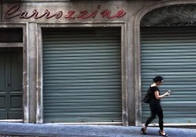 La ripresa non fa ripartire il commercio: il saldo è negativo