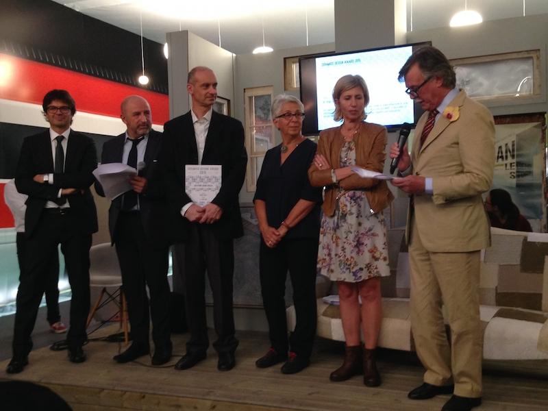 Vasca doccia ponte giulio ceramic award 2015 youtrade web for Ponte giulio