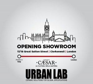 CAESAR-Opening Urban Lab