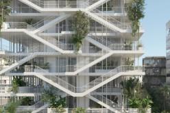 A Nizza gli uffici sono anche bioclimatici