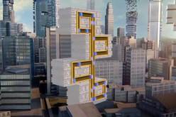 Multi, il primo ascensore che va anche in orizzontale