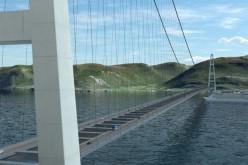 Idea norvegese: la strada che si trasforma in centrale elettrica